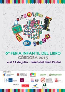6ª Feria Infantil del Libro Córdoba 2013 | Noticias sobre LIJ | Scoop.it
