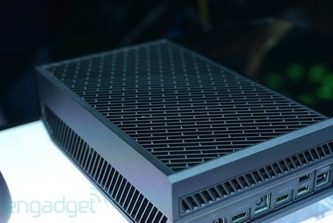 Xbox One swings into full production for November release, gets a CPU boost | ICT at IMCC | Scoop.it