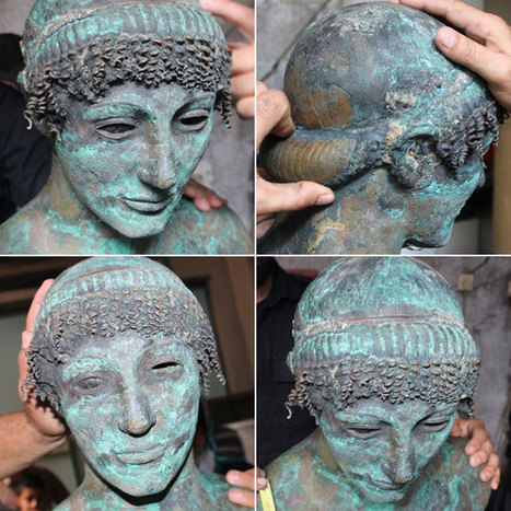 The lost Apollo of Gaza | News in Conservation | Scoop.it