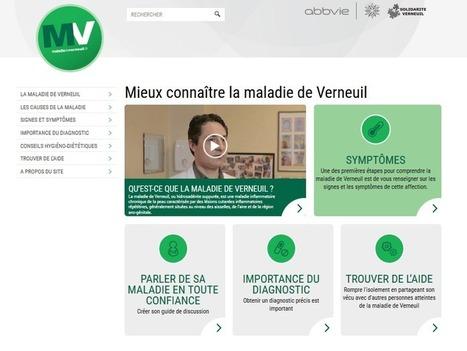 Nouveau site web sur la Maladie de Verneuil | VIGIE Pharma : Vie des laboratoires | Scoop.it