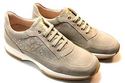Liu Jo Gilr B21263 Avorio Sneakers Scarpe Donna Calzature Comode Woman Shoes su www.kellieshop.com | kellieshopsales | Scoop.it