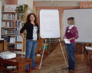 "Crimea Young Library Leaders' School: ""Our Next Step Is Efficient ... 