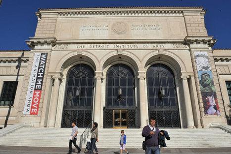 Detroit Institute of Arts statement regarding City of Detroit's eligibility to file for bankruptcy | Art Daily | Amériques | Scoop.it