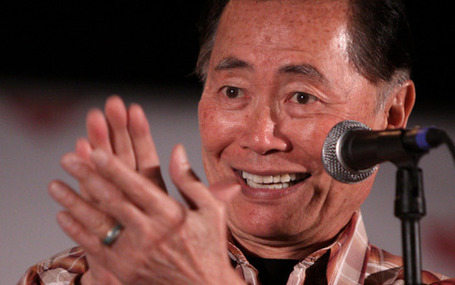 How George Takei Went From Star Trek to Social Media Superstar | Social Media and The Future of the Industry | Scoop.it