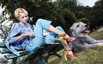 Le style sixtie's, très en vogue cet été ! | Mode Trends | Scoop.it