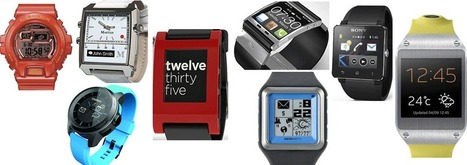 Best Smart Watches: How Smart are the SmartWatches? A Review | Best Watch Brands | Scoop.it