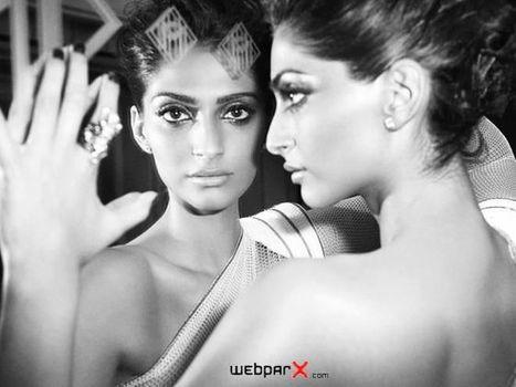 Sonam Kapoor Latest Photoshoot Snap   AVANTPLEX   Scoop.it