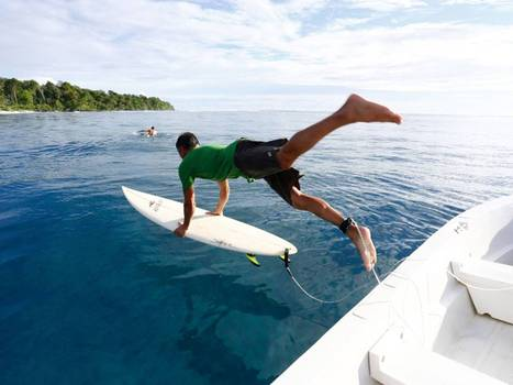 Surfing holidays: Chasing the perfect wave - The Independent | Discover Boating | Scoop.it