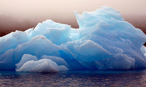 Arctic sea ice shrinks to sixth-lowest extent on record | World news | Scoop.it