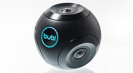Bubl's 360-degree camera records Street View-like spherical footage (video) | Heron | Scoop.it