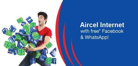 Free FB and WhatsApp - Aircel Delhi Aircel Value Added Services | Technology | Scoop.it