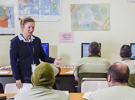 PERSONAL DEVICES TO SUPPORT PRISONERS IN THEIR TERTIARY STUDIES | Digital literacies for incarcerated students | Scoop.it