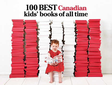 100 Best Canadian Kids' Books | Bibliothèque et Techno | Scoop.it