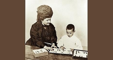 Pédagogie Montessori. Penser différemment, ça s'apprend | fle&didaktike | Scoop.it