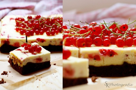 Alles und Anderes: Red Currant-Cheesecake-Brownies | Brownies, Muffins, Cheesecake & andere Leckereien | Scoop.it