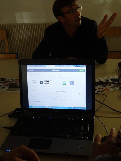 Learning by doing : Matinales du numérique avec le CNFPT | Grain's | Grain's Créateur de connaissances | Scoop.it
