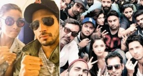 Kapoor And Sons Shoot Update: Alia Bhatt Hurt In TN Hill Station Coonoor Goes On Vacation | Entertainment News | Scoop.it