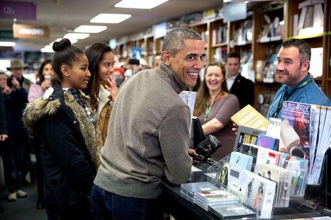 Congrès IFLA : déclaration d'amour de Barack Obama aux bibliothèques | Veille professionnelle des Bibliothèques-Médiathèques de Metz | Scoop.it