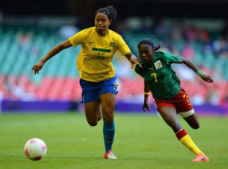 Olympics 2012- The Top Black Women in Football | Black British Women | Scoop.it