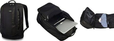 A Backpack Designed for Suits or Dresses - SmarterTravel   itsyourbiz - Travel - Enjoy Life!   Scoop.it