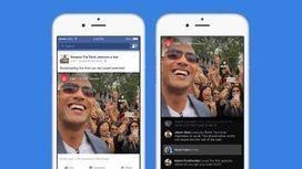 Facebook Live videos now let you fast forward through the fluff | SportonRadio | Scoop.it