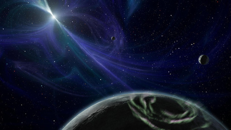 Pulsar stars could be the perfect interstellar GPS system | Technoculture | Scoop.it