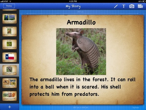 Making Books with StoryBuddy 2 App   ipads   Scoop.it