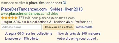 Extension de communication Google AdWords : présentation et explications | Curation SEO & SEA | Scoop.it