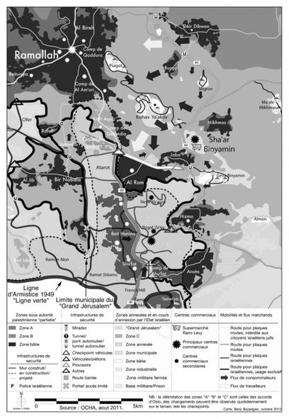 Rami Lévy au cœur du conflit israélo-palestinien, des «supermarchés de la paix» aux frontières multiples (Territoire en mouvement)   Géographie des conflits   Scoop.it