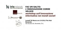 La carovana dell'innovazione a Rovereto…fai unsalto! | Be Innovative | Scoop.it