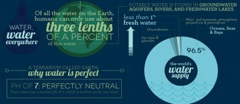 First World Problem: Nothing But Clean, Filtered Water to Drink | Yan's Earth | Scoop.it