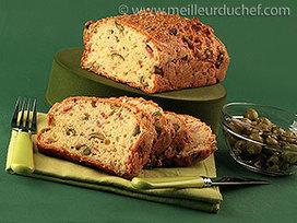 Cake aux olives | recettes de cuisine de campagne | Scoop.it