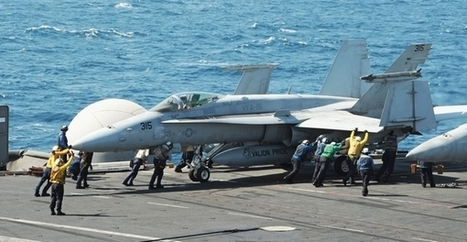 US Launches First Airstrikes in Iraq | Politics and Business | Scoop.it