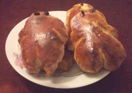Recette de mannele, petit bonhomme en brioche de la Saint-Nicolas   Petits déjeuners et pains de la rue, dans le monde   Scoop.it