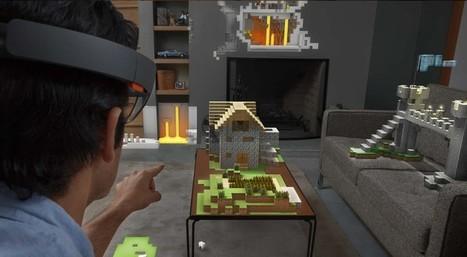 Casque Microsoft HoloLens : test, fonctionnalités et prix. | Technology news | Scoop.it
