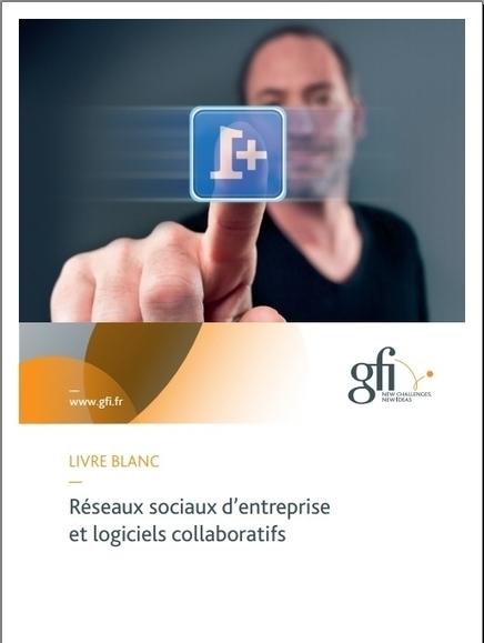 Livre blanc GFI: Réseaux sociaux d'entreprise et logiciels collaboratifs | Les réseaux sociaux en entreprise | Scoop.it