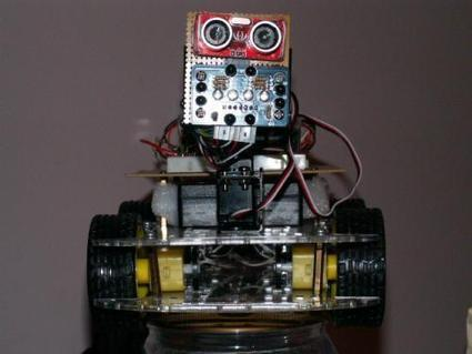 BBF (Bigger, Better, Faster) | Let's Make Robots! | Arduino&Raspberry Pi Projects | Scoop.it