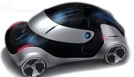 Apple iCar: Designed in California, Manufactured by Foxconn | Creativity & Innovation - Interest Piques | Scoop.it
