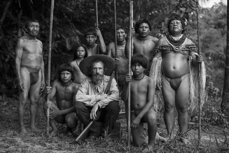 'Embrace of the Serpent' Is a Violent, Psychedelic, Film About the Colonization of the Amazon | Archivance - Miscellanées | Scoop.it