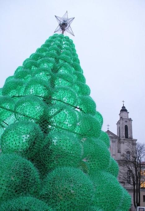 Jolanta Šmidtienė: Christmas tree | Art Installations, Sculpture, Contemporary Art | Scoop.it