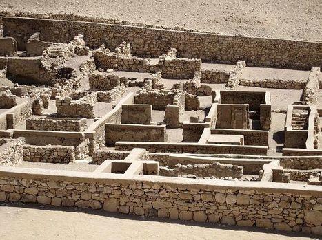 """Curso a distancia: """"Arqueología de Egipto: La Ciudad de Deir el Medina"""". Por Laura Di Nóbile Carlucci   Centro de Estudios Artísticos Elba   Scoop.it"""