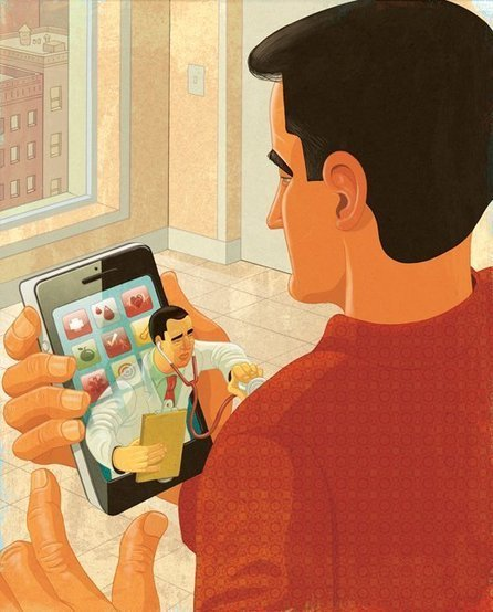 How personal trackers will change health care?   Digital Pharma   Scoop.it
