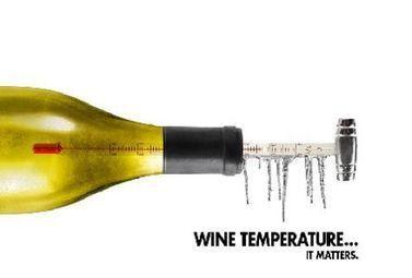 Obtenir la bonne température de son vin en moins de 15 minutes - Magazine du vin - Mon Vigneron | Actualités du Vin | Scoop.it