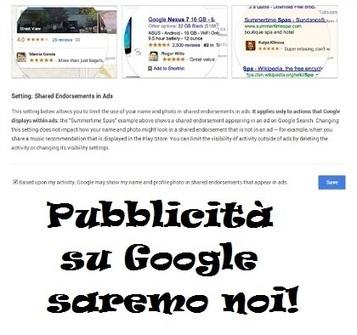 Pubblicità su Google: Mettiamoci la faccia! | Communication & Social Media Marketing | Scoop.it