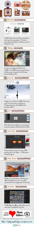 Excelentes Alternativas a Photoshop | Formación Disruptiva: TIC, Pedagogía y Más | Scoop.it