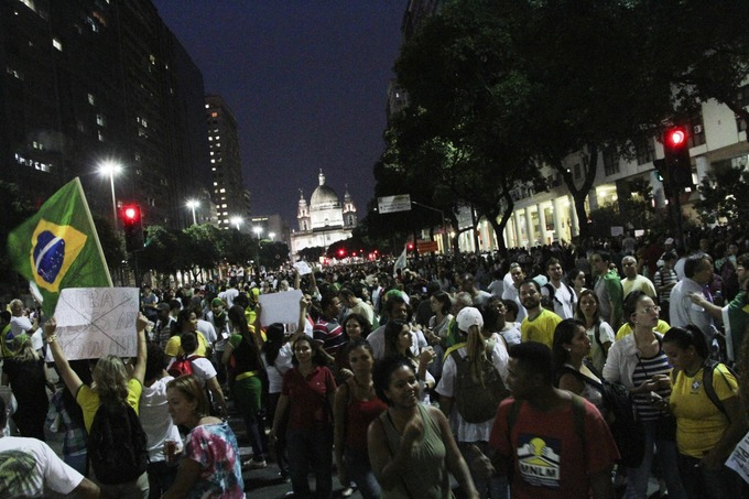 Occupy Movements Around the World: How Is Brazil's Different? - Huffington Post | real utopias | Scoop.it