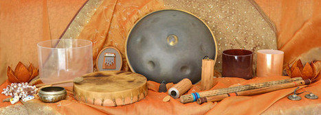 Unique soothing musical instruments by Beautiful Relaxation therapies | Beats For Budgets | Scoop.it