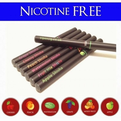 Best electronic cigarettes: What is Nicotine Free Electronic Cigarettes? | electronic cigarette | Scoop.it
