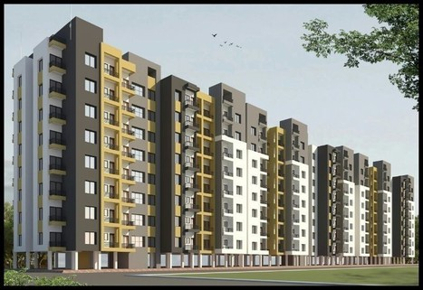 Indore Residential Flat for Sale super corridor Indore saffron city super corridor | Indore Property | Scoop.it