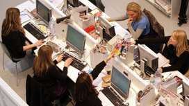 Open-Plan Offices Make Employees Less Productive, Less Happy, and More Likely to Get Sick | Business Brainpower with the Human Touch | Scoop.it